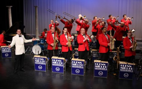 Glenn Miller Orchestra Comes to Grunin Center