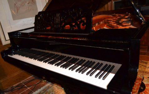 Jazz Pianist at the Grunin Center