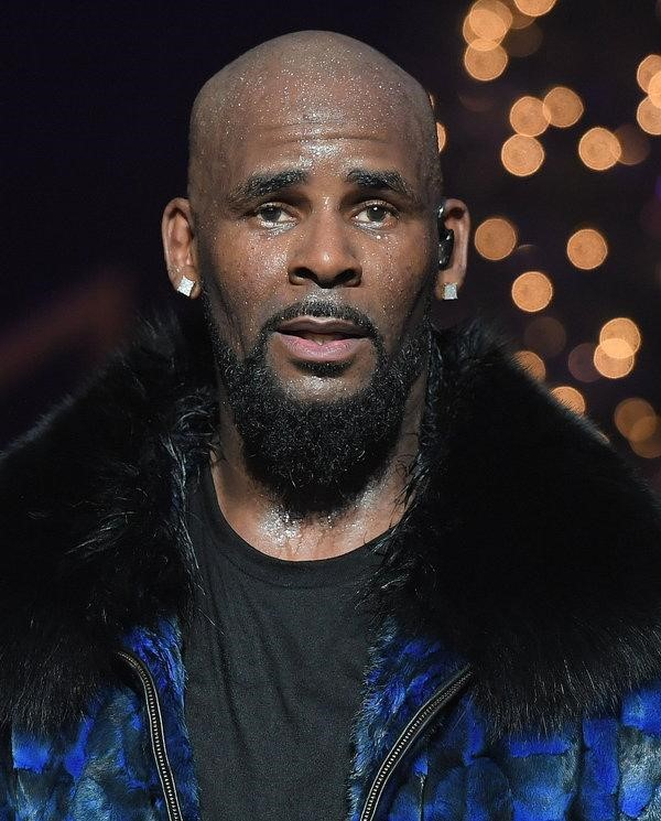 R. Kelly Indicted