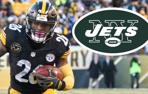 The New York Jets sign Le'Veon Bell