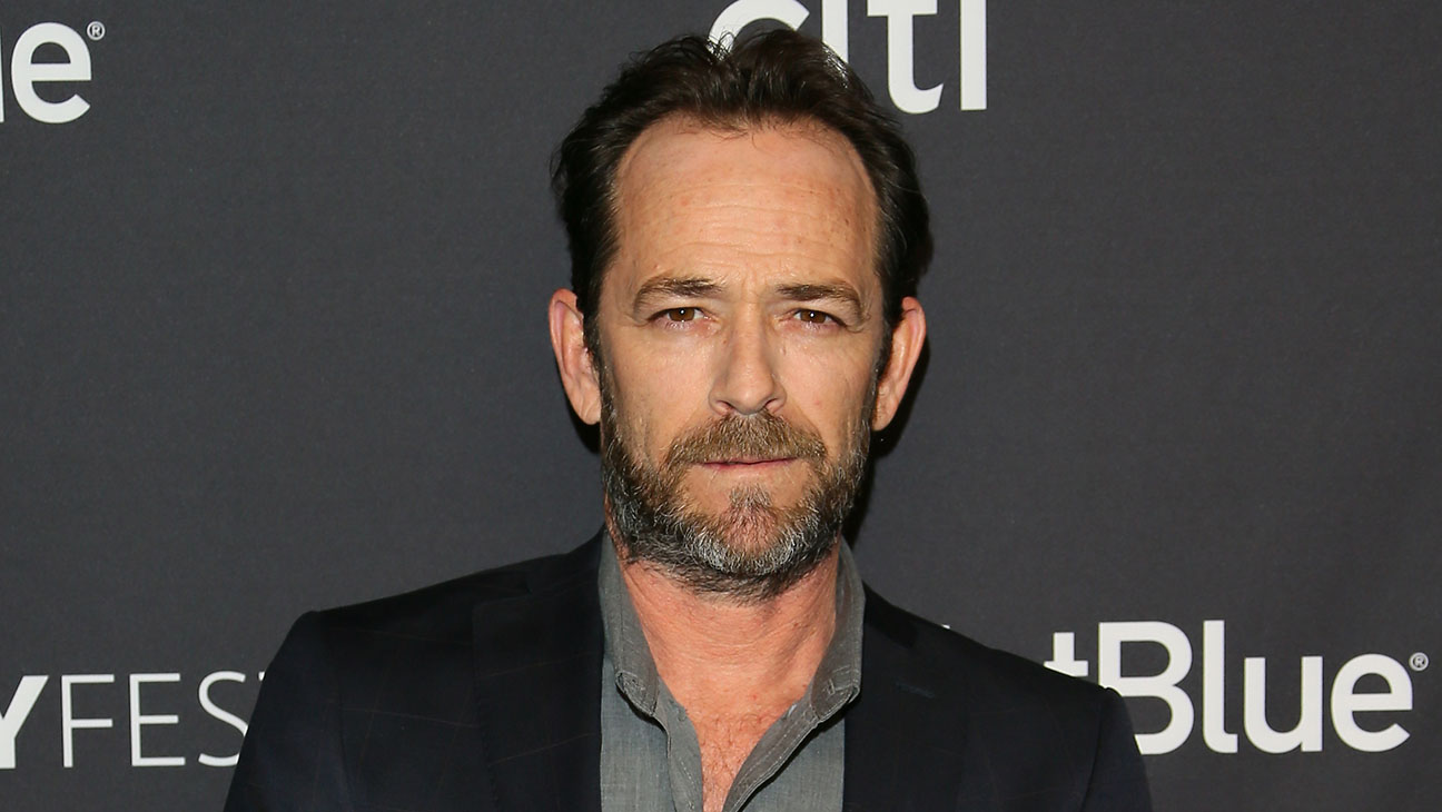 HOLLYWOOD, CA - MARCH 25: Luke Perry attends The Paley Center For Media's 35th Annual PaleyFest Los Angeles - 'Riverdale' at Dolby Theatre on March 25, 2018 in Hollywood, California. (Photo by JB Lacroix/WireImage)