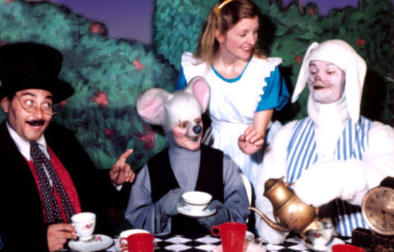 'Alice in Wonderland' Ventures onto Grunin Main Stage May 4