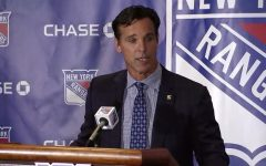 Reviewing Rangers Coach David Quinn