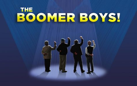 See The Boomer Boys on Grunin Center Main Stage June 22