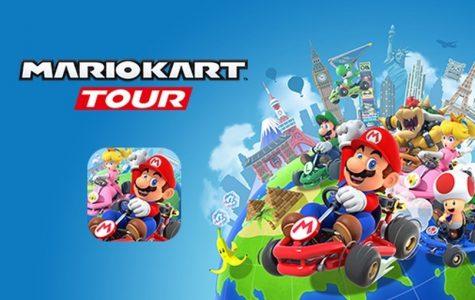 Mario Kart on the Go!