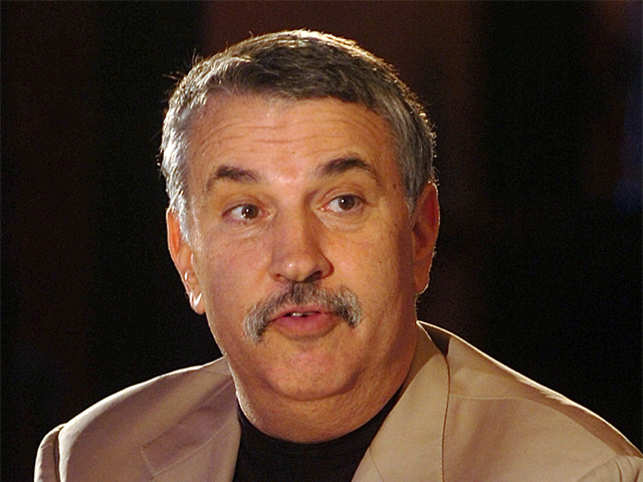 NY TIMES COLUMNIST THOMAS L. FRIEDMAN AT OCC