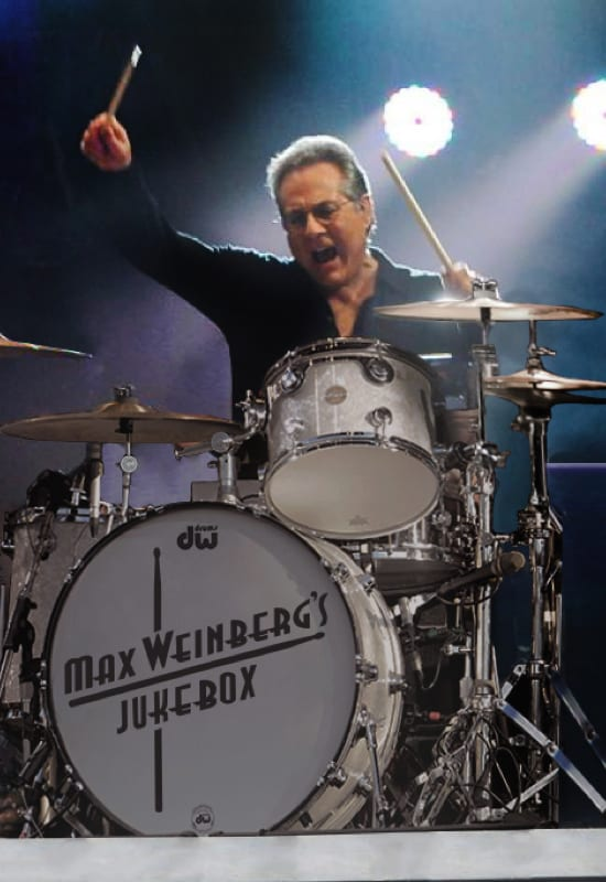 MAX WEINBERG RETURNS TO GRUNIN CENTER