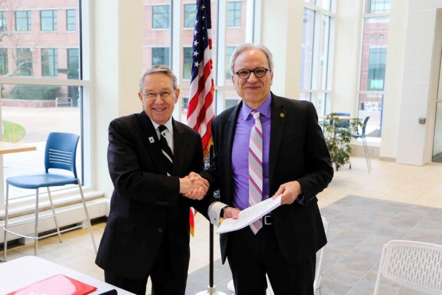 OCC and NJIT Sign New Agreement