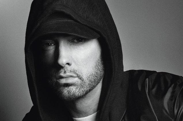 Eminem Releases a Surprise Album