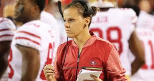 Katie Sowers: First Woman to Coach in Super Bowl