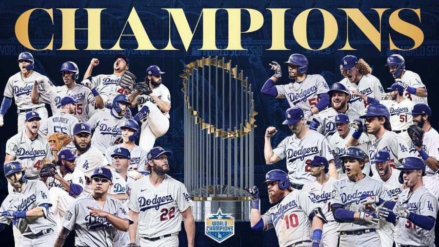 Dodgers+World+Series+Champs
