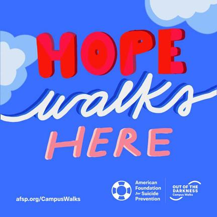 OCC Walks to Fight Suicide