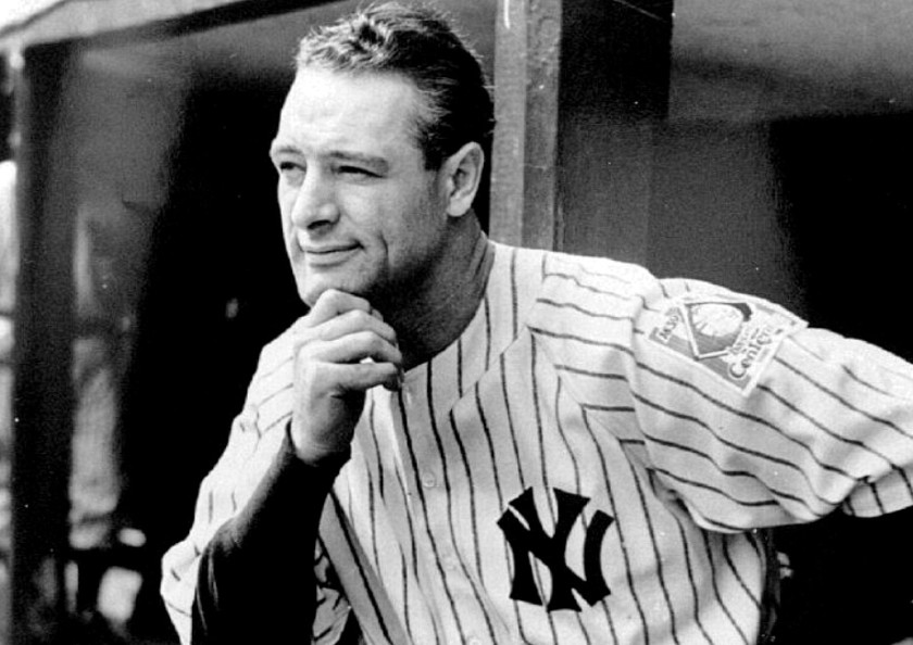 MLB Plans Lou Gehrig Day