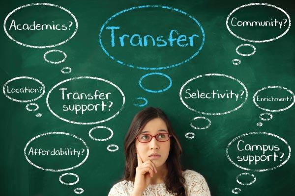 Virtual Transfer Fair March 13