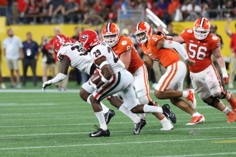 No. 5 Georgia Upsets No. 3 Clemson in the Battle of the Defenses