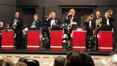 Sentimental Journey Big Band Takes the Stage Oct. 17