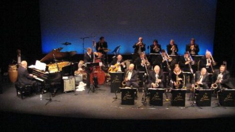 Jazz Lobsters Perform at OCC